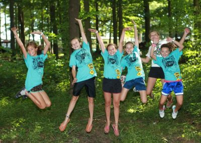 winding creek camp kids