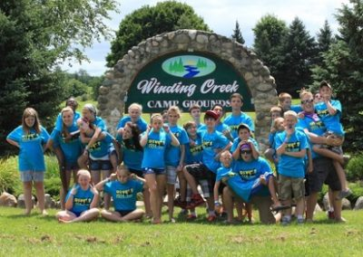 winding creek campgrounds