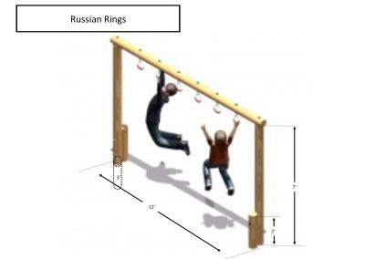 Rec area - Russian Rings