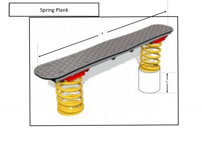 Rec area - Spring Plank
